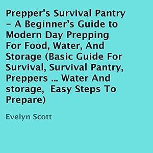 Prepper's Survival Pantry Audiobook