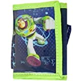 Disney Toy Story Buzz Lightyear Trifold Walllet - Buzz Wallet (Green)