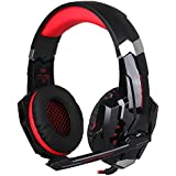 BlueFire Gaming Headset For PlayStation 4 PS4 Tablet PC IPhone 6/6s/6 Plus/5s/5c/5 Mobilephones,3.5mm Headphone...