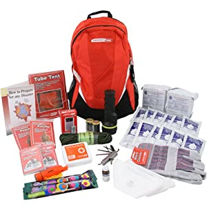 Deluxe Emergency Bug Out Bag - 2 Person, Emergency Zone Brand by Emergency Zone