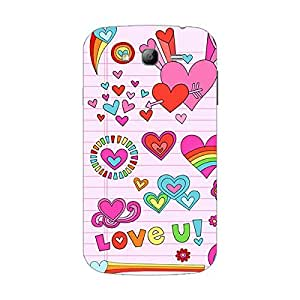Samsung Grand Cover - Hard plastic luxury designer case for Grand -For Girls and Boys-Latest stylish design with full case print-Perfect custom fit case for your awesome device-protect your investment-Best lifetime print Guarantee-Giftroom 352
