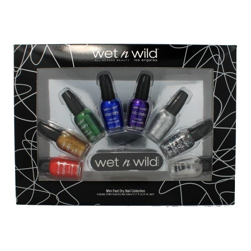 WETn-WILD-Mini-Fast-Dry-Nail-Color-Collection-Mini-Collection