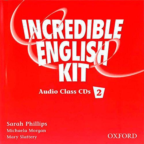 Incredible English Kit 2: Class Cd