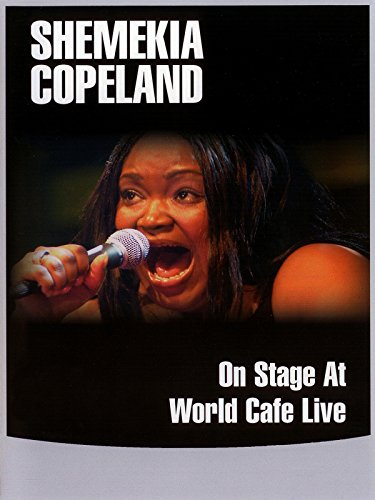 Shemekia Copeland on Amazon Prime Video UK