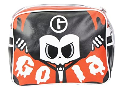 Gola Redford Halloween Fright Range Messenger Record Bag Retro Collection from Gola