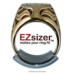 Ring Adjuster by EZsizer - 3 pack (WIDE) - Easy Ring Guard