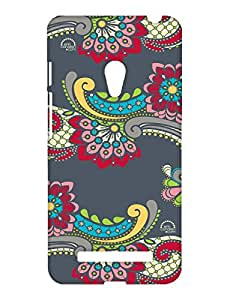 Crackndeal Back Cover for Asus Zenfone 5