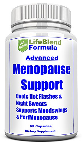 Advanced Menopause & Perimenopause Support - Hot Flashes & Night Sweats - Women Hormone Balance (Hot Flash Remedy compare prices)