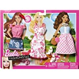 Barbie Fashionistas Day Looks Clothes - Country Picnic Outfits