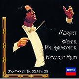 モーツァルト:交響曲第25番&第39番