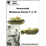 Divisiones Panzer 1ra a 13ava