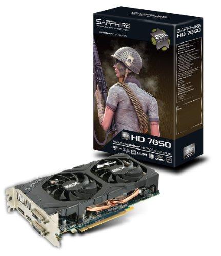 Sapphire 11200-07-20G Graphics Card (2GB, HD7850, GDDR5)