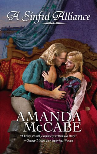 A Sinful Alliance (Harlequin Historical Series), AMANDA MCCABE