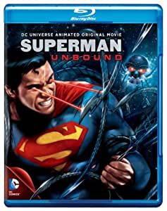 Superman: Unbound [Blu-ray]