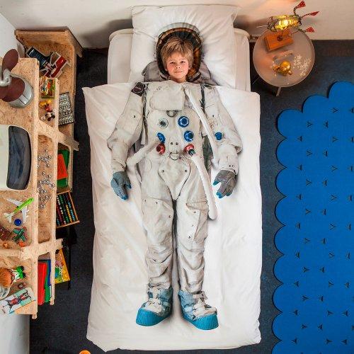 Snurk Astronaut Duvet Cover
