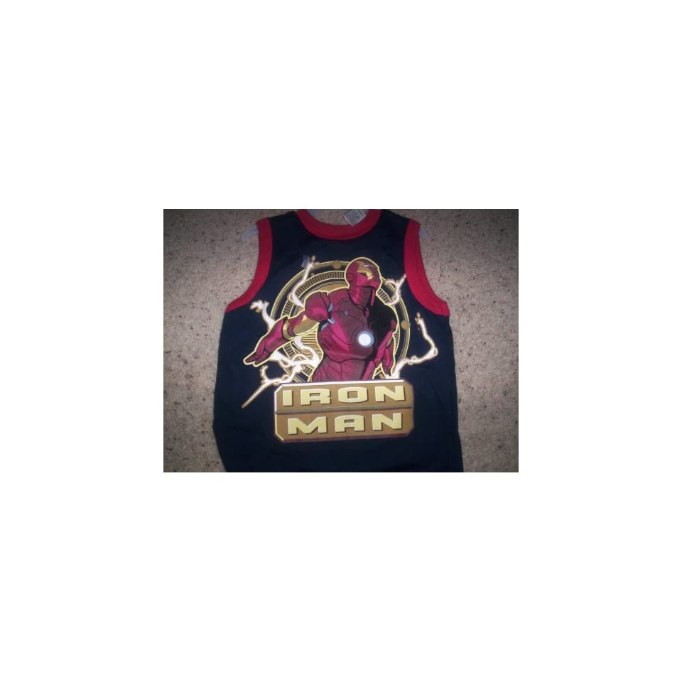 Iron Man Shirt/Top/Tank