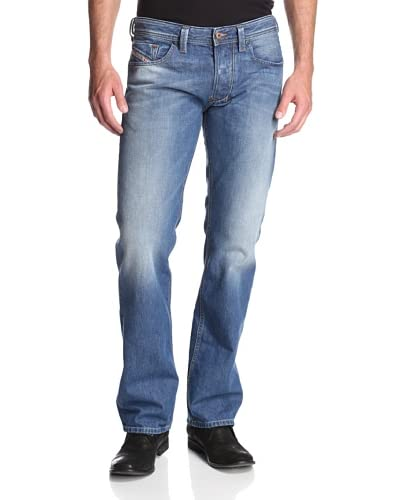 Diesel Men's Straight Leg Larkee Jeans