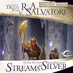 Streams of Silver: Legend of Drizzt: Icewind Dale Trilogy, Book 2 | [R. A. Salvatore]