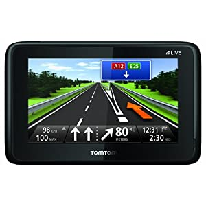 """TomTom GO LIVE 1005 5"""" Sat Nav with Europe Maps (45 Countries), Twitter and Trip Advisor (discontinued by manufacturer)"""