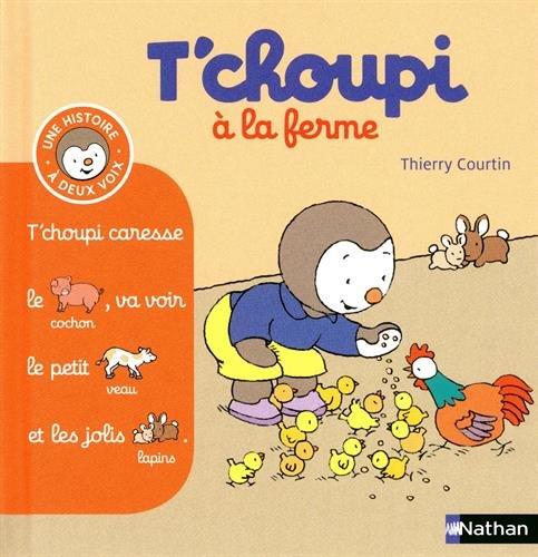 Libro t 39 choupi dans la for t di thierry courtin for Choupi a la piscine