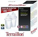 TERRAILLON 10386 Pack Cartouches Filt...