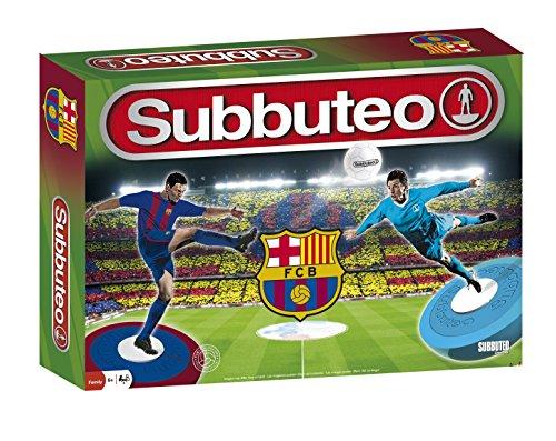 FC Barcelona - Juego subbuteo UEFA Champions League (Eleven Force 81526)