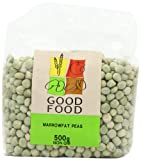 Mintons Good Food Pre-Packed Marrowfat Peas 500 g (Pack of 5)