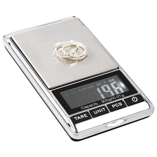 Mini balance de poche pese electronique digital haute precision 300g - 0.01g gr