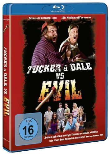 ������� �������� / Tucker & Dale vs Evil (2010) BDRip