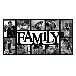 Product Image Collage Frame - Family