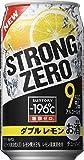 サントリー チューハイ-196℃ストロングゼロ<ダブルレモン> 350ml×24缶 ランキングお取り寄せ
