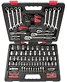 TEKTON 1859 Wrench and Socket Tool Set, 135-Piece