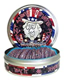 Crazy Aarons Glow-in-the-Dark Stars and Stripes Putty Novelty