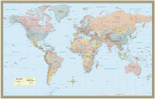World Map-Paper (Academic)