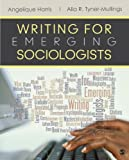 img - for Writing for Emerging Sociologists book / textbook / text book
