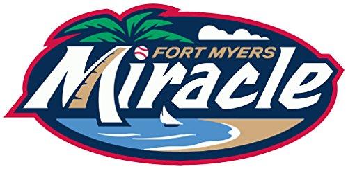 fort-myers-miracle-milb-minor-baseball-sport-art-vinyl-sticker-aufkleber-home-decor-35-x-17-cm