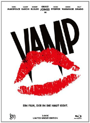Vamp - White Edition/Uncut [Blu-ray] [Limited Edition]