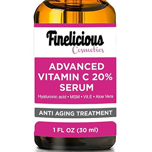 BEST VITAMIN C Serum for Face. Top Anti Wrinkle, Anti aging , Repairs Dark Circles, Fade Age Spots and Repair Sun Damage.20% organic Vit C + E + Hyaluronic Acid.1 oz (Dark Spot Remover Men compare prices)