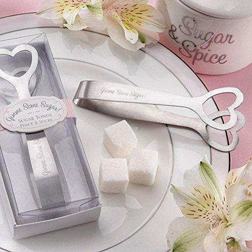 leorx acciaio inossidabile amore cuore zucchero utensili