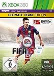 FIFA 15 - Ultimate Team Edition mit Steelbook (Exklusiv bei Amazon.de) - [Xbox 360]