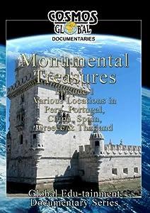 Cosmos Global Documentaries  MONUMENTAL TREASURES OF THE WORLD ! Episode 1