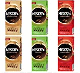 #4: Nescafe Ready To Drink Pack, 180ml each (Pack of 6)