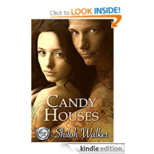 candy houses cover