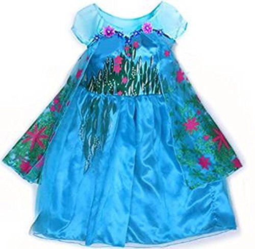 Rush Dance Disguise Princess Birthday Fever Celebration Dress Costume Cosplay