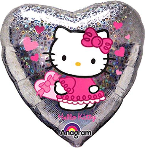 Elicottero Rosa : Quot hello kitty in elicottero rosa palloncino foil