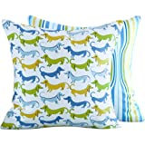 Hot Diggity Dog Blue Collection - Waverly Designer Boutique 18