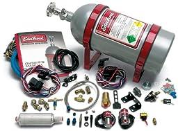 Edelbrock 70402 Nitrous Performer EFI Dry System