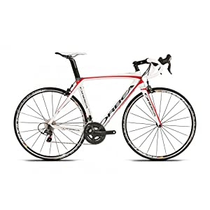 Amazon.com : ORBEA Orca SLT CT red/white (2013) (Frame