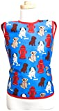 Flirty Aprons Toddler Bib, Puppy Dogs