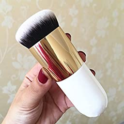 Mefeir Portable 1 PC Pro Foundation Face Powder Brush Blush Makeup Cosmetic Tool